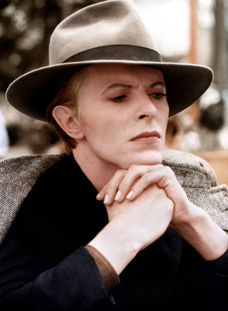 David Bowie Literaryminded
