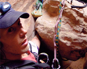 aron ralston essay Aaron ralston, a 27-year-old mountain sports fanatic from colorado in the united  states, found himself in dire straits alone in a canyon in the desert when a.
