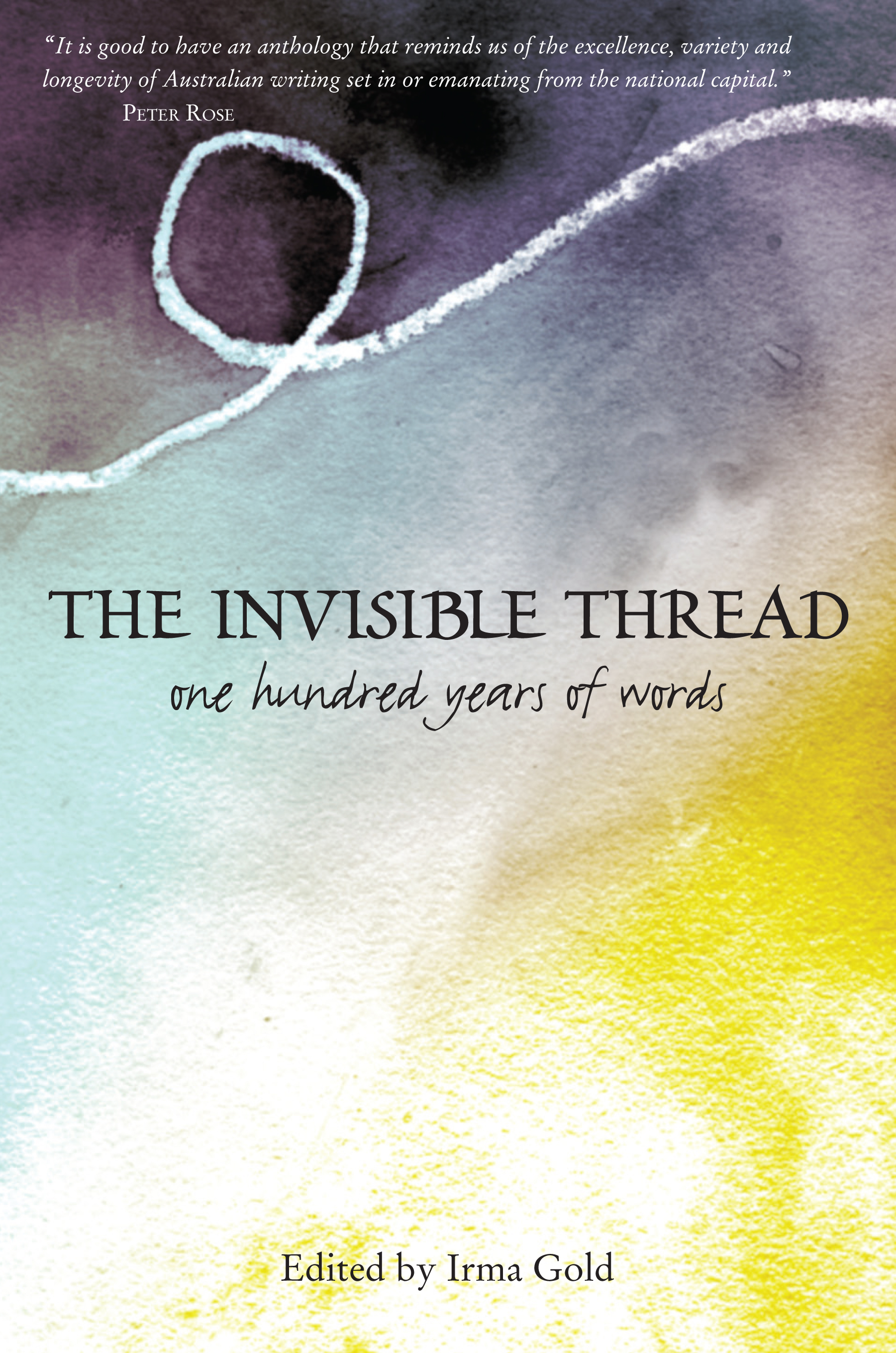 Irma Gold on The Invisible Thread + WIN a copy | LiteraryMinded