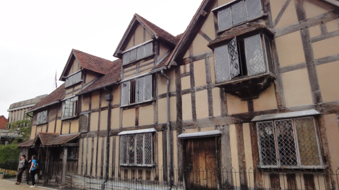Shakespeare's Birthplace @ Stratford-upon-Avon